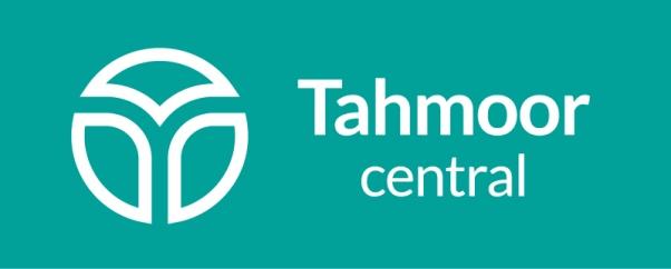 Tahmoor Central Logo